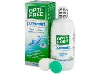 image alt - OPTI-FREE PureMoist linsvätska 300ml