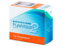 image alt - PureVision 2 for Astigmatism