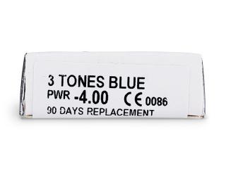 ColourVUE 3 Tones – Med styrka (2 linser)