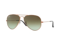 image alt - Ray-Ban Aviator Large Metal RB3025 9002A6