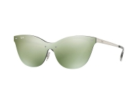 image alt - Ray-Ban Blaze Cat Eye RB3580N 042/30