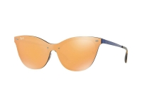 image alt - Ray-Ban Blaze Cat Eye RB3580N 90377J