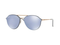 image alt - Ray-Ban Blaze Double Bridge RB4292N 63261U