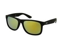 image alt - Alensa solglasögon Sport Svart Guld Spegel