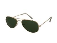 image alt - Alensa solglasögon Pilot Gold för barn