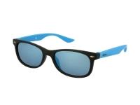 image alt - Alensa solglasögon Sport Svart Blå Spegel för barn