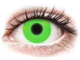 image alt - ColourVUE Crazy Glow Green - utan styrka