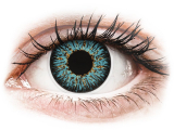 image alt - Aqua Glamour kontaktlinser - ColourVUE