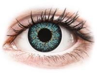 image alt - Aqua Glamour linser - med styrka - ColourVUE