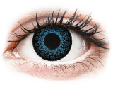 image alt - Blåa Eyelush kontaktlinser - ColourVUE