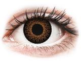 image alt - Bruna Eyelush kontaktlinser - ColourVUE