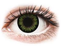 image alt - Gröna BigEyes kontaktlinser - ColourVUE