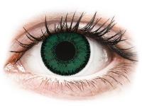 image alt - Gröna Amazon linser - SofLens Natural Colors - med styrka