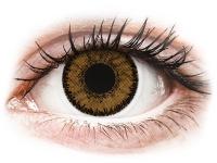 image alt - Bruna India linser - SofLens Natural Colors - med styrka