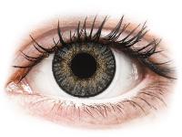 image alt - Gråa kontaktlinser - FreshLook ColorBlends - Med styrka