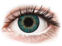 image alt - Turkosa kontaktlinser - FreshLook ColorBlends - Med styrka