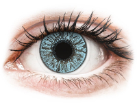 image alt - Blåa kontaktlinser - FreshLook Colors