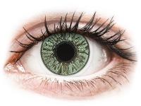 image alt - Gröna kontaktlinser - FreshLook Colors - Med styrka