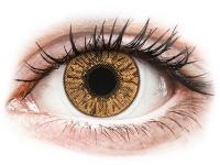 image alt - Bruna Hazel kontaktlinser - FreshLook Colors - Med styrka