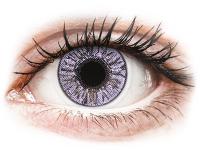 image alt - Lila kontaktlinser - FreshLook Colors - Med styrka