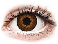 image alt - Bruna kontaktlinser - Expressions Colors - Med styrka