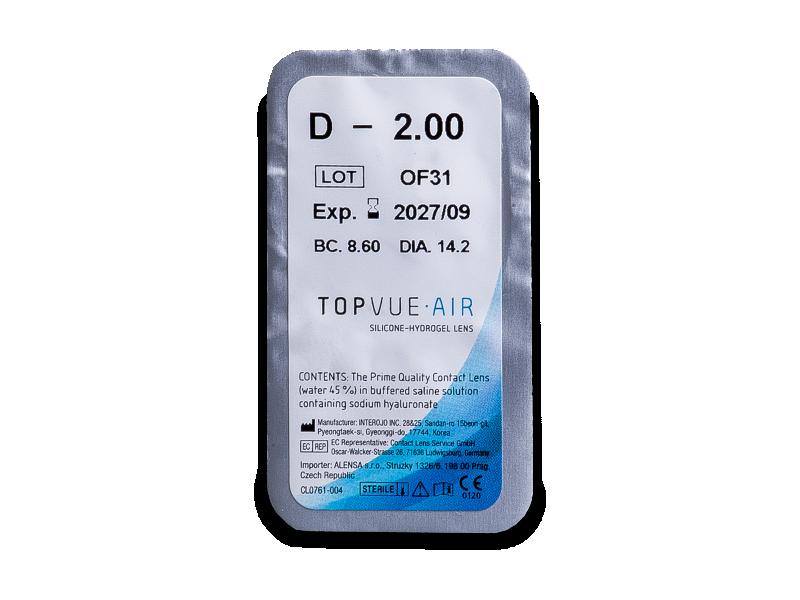 TopVue Air (6linser)