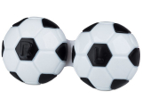 image alt - Linsask Fotboll - Svart
