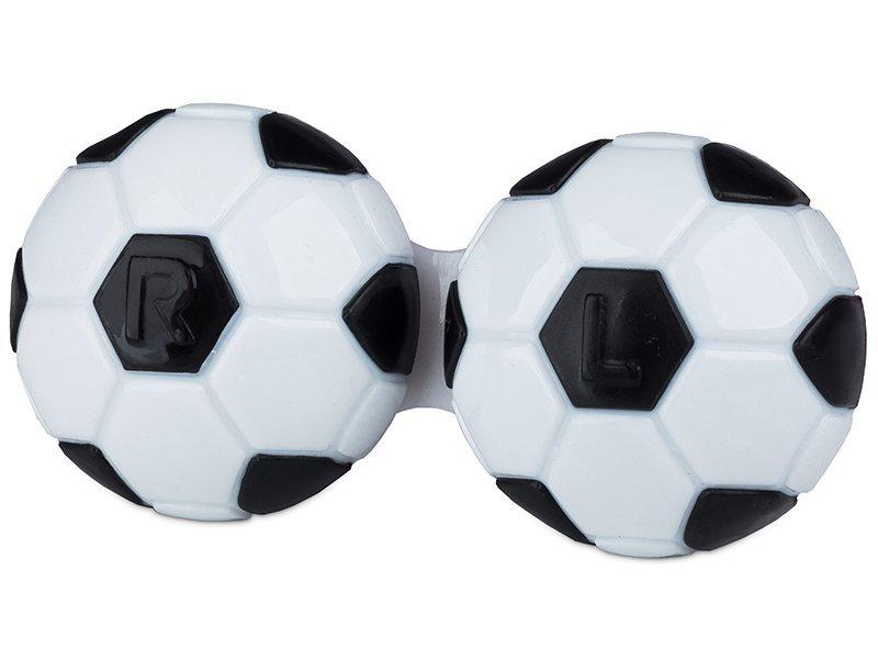 Linsask Fotboll - Svart