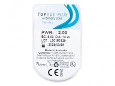 TopVue Monthly Plus (6 linser)