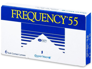 Frequency 55 (6linser) - CooperVision