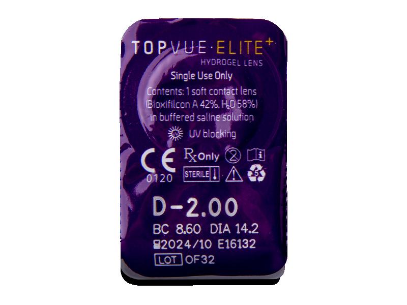 TopVue Elite+ (30 linser)