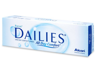 Focus Dailies All Day Comfort (30linser) - Alcon
