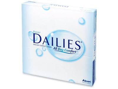 Focus Dailies All Day Comfort (90linser)
