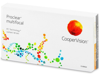 Proclear Multifocal (3linser) - CooperVision