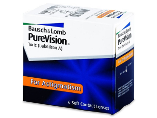 PureVision Toric (6 linser) - Bausch and Lomb