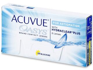 Acuvue Oasys for Astigmatism (6linser) - Johnson och Johnson