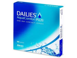Dailies AquaComfort Plus (90linser) - Alcon