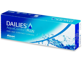 Dailies AquaComfort Plus (30 linser) - Alcon