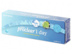 Proclear 1 Day (30 linser)