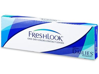 FreshLook One-Day Color - utan styrka (10linser)