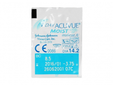 1 Day Acuvue Moist (90 linser)