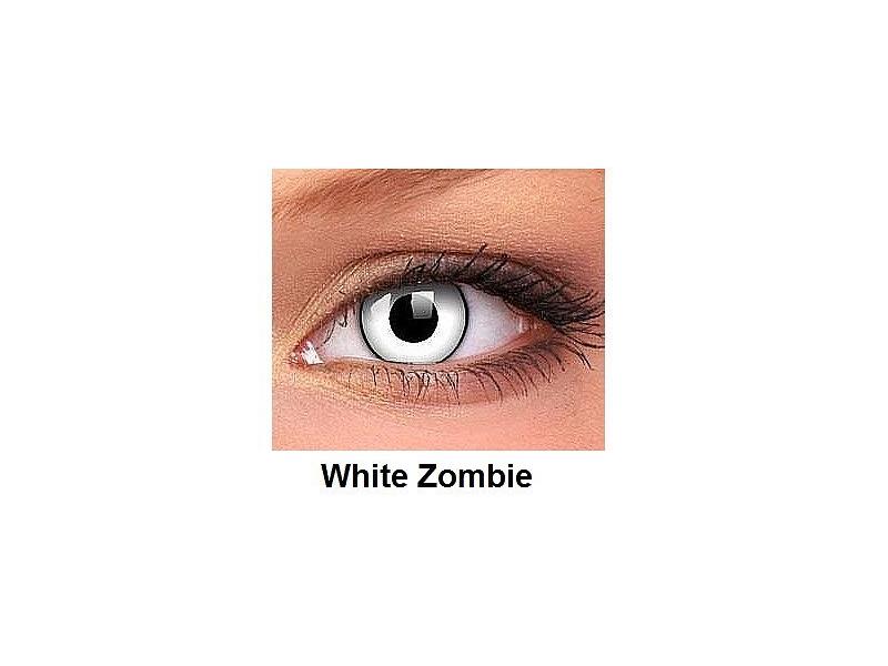 zombie linser med styrka