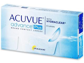 Acuvue Advance PLUS (6linser) - Johnson och Johnson