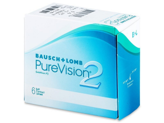 Purevision 2 (6 linser) - Bausch and Lomb