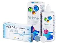 Acuvue Oasys (6linser) +Gelonelinsvätska 360ml