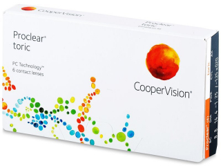 Proclear Toric (6linser) - CooperVision
