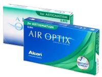 image alt - Air Optix for Astigmatism