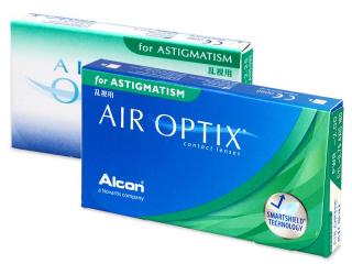 Air Optix for Astigmatism (6linser) - Alcon